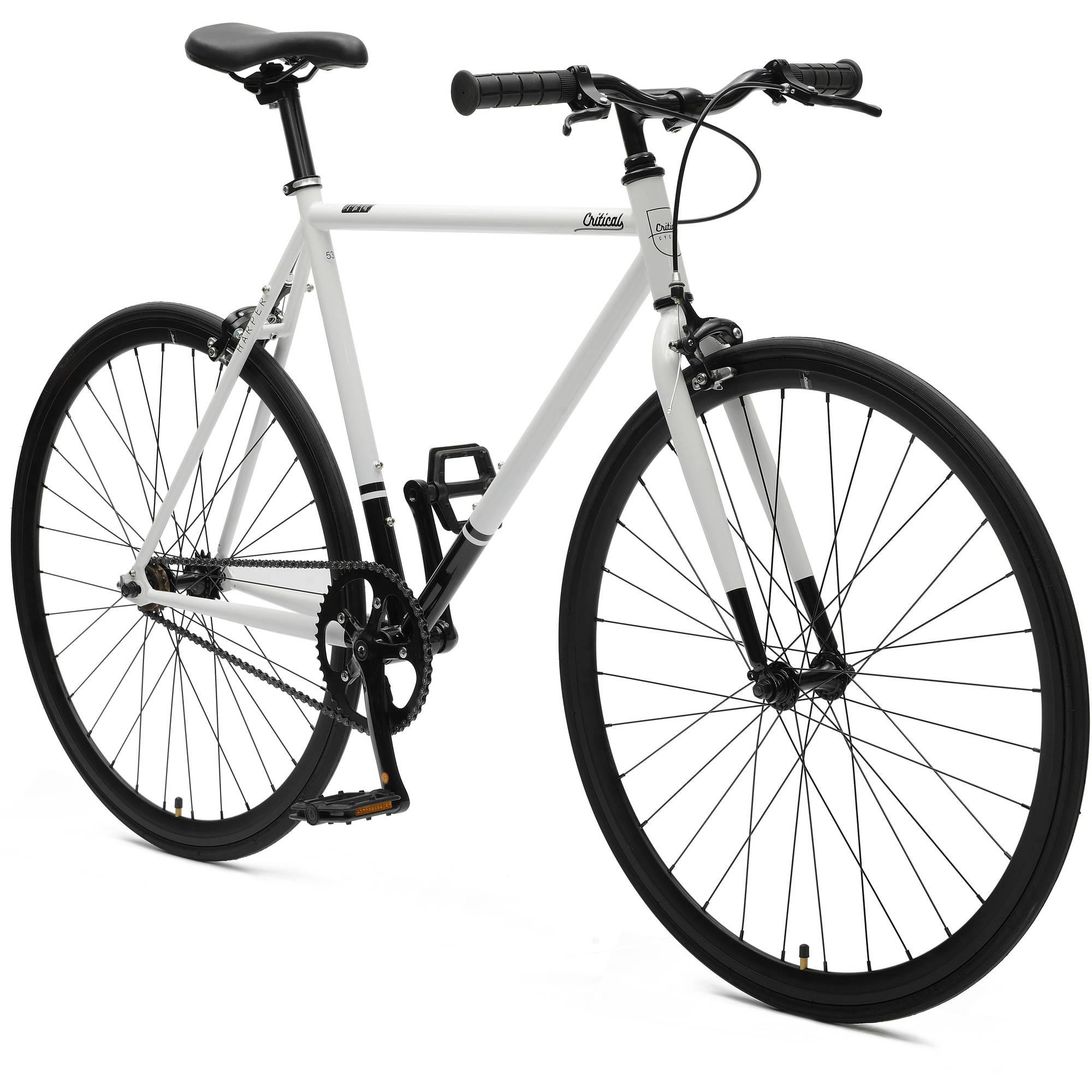 Critical Cycles Harper  -  1 - speed Coaster Brake  -  Bike