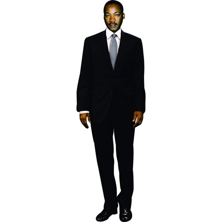 Cardboard Stand Up (Aahs Engraving Dr. Martin Luther King Jr. Cardboard Stand Up, 5)