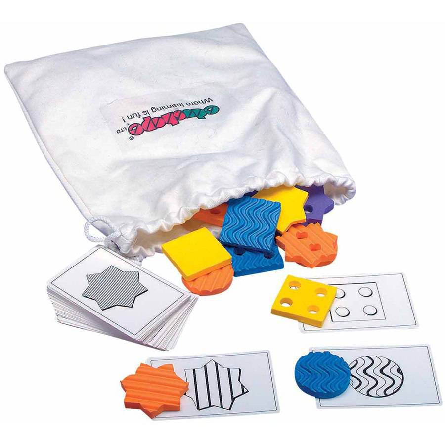 Edushape Touch and Match Shape Set