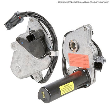 New Transfer Case Encoder Motor For Ford Expedition & Lincoln (Transfer Case Encoder Ring)