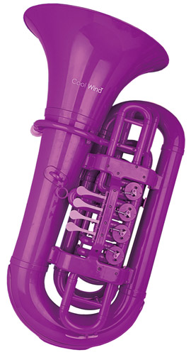 Cool Wind Tuba Purple by Cool Wind