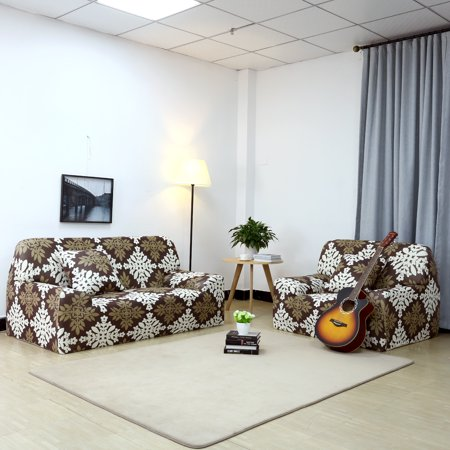 Chair Loveseater Sofa Couch Slipcover Sofa Full Cover 12