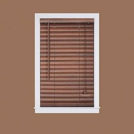 luna 2 vinyl venetian blind with 2 valance. Black Bedroom Furniture Sets. Home Design Ideas