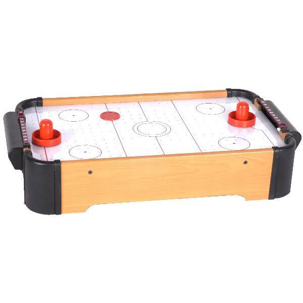 21 inch Tabletop Mini Air Hockey Game by