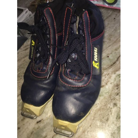 Cross Country Ski Boots SNS Size 38 Karhu XC Alpina Cross Country Boot