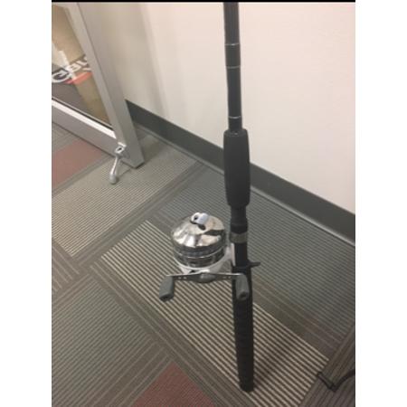 - Berkley Fusion Spincast Reel and 6'6