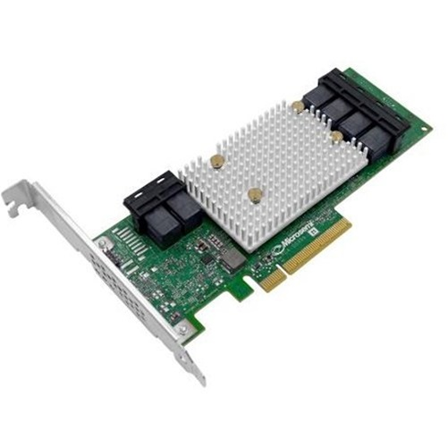 MICROSEMI 4PORT HBA 1100-24I 12GBPS SAS/SATA HOST BUS ADAPTER
