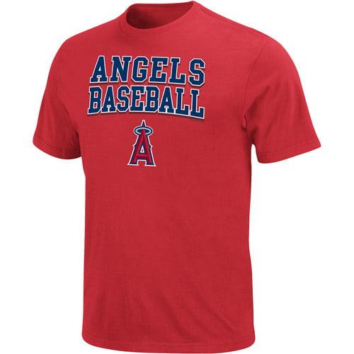 MLB Big Men's Los Angeles Angels Team Tee