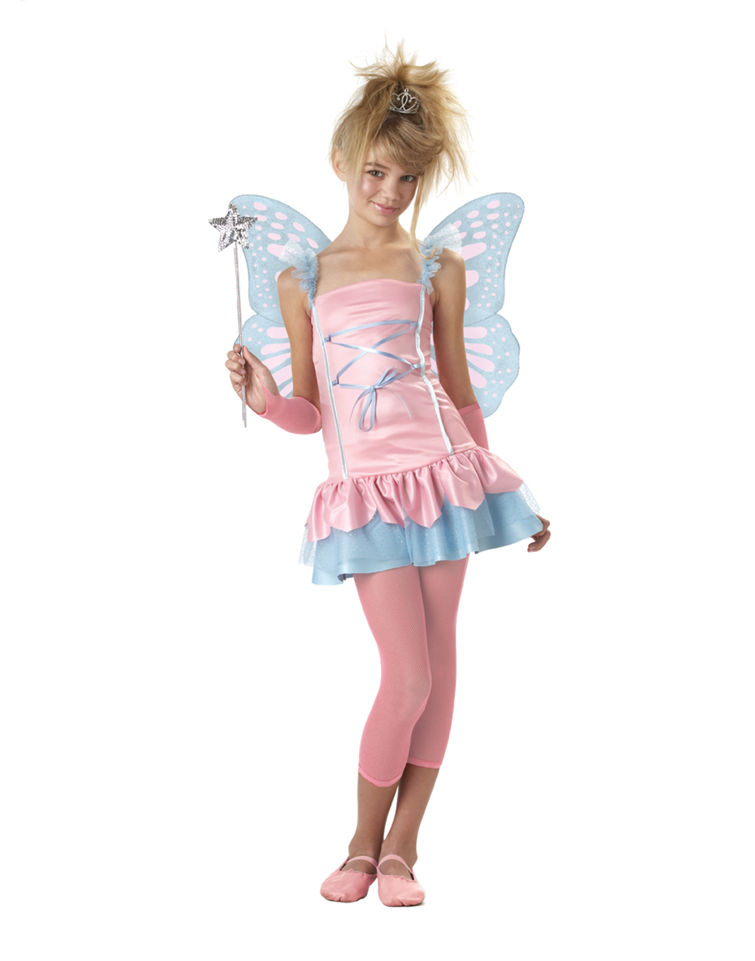 Sc 1 St Walmart. image number 9 of teen fairy costume ...