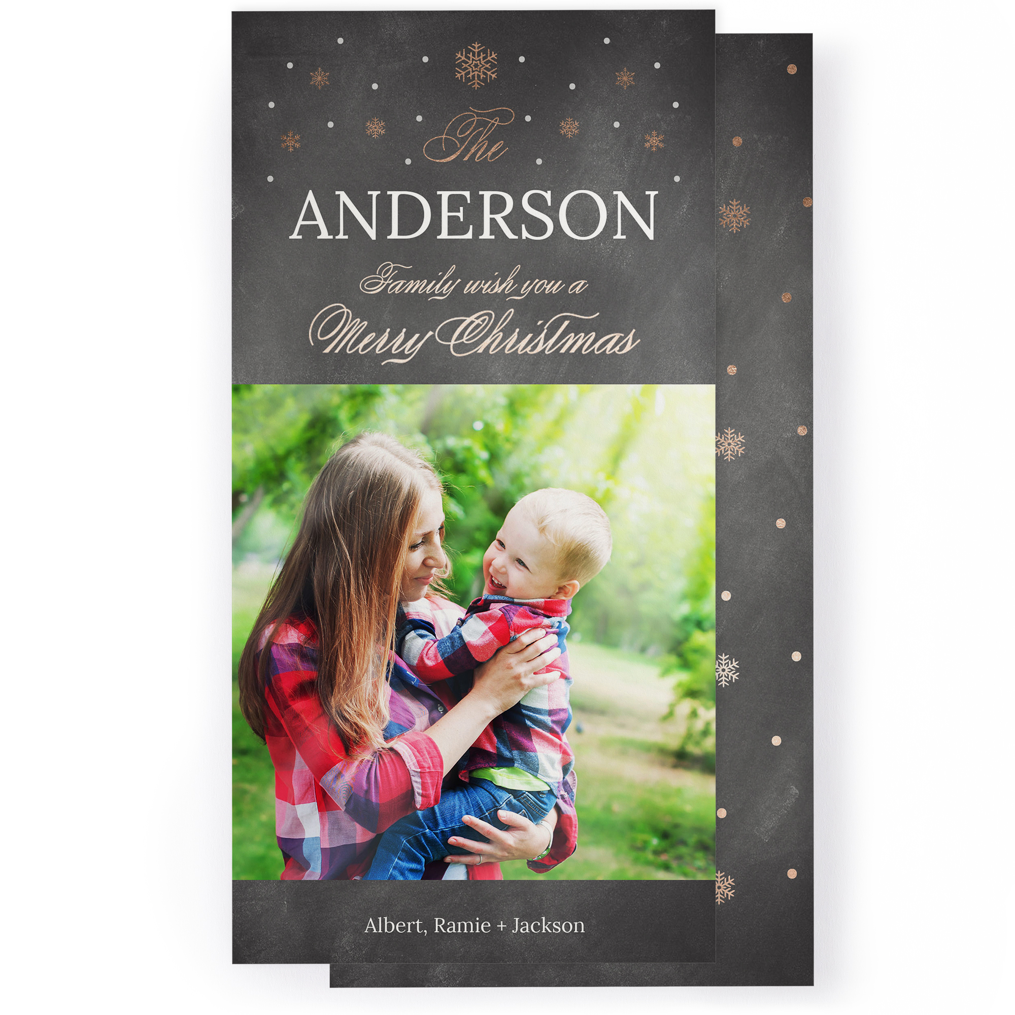 4x8 Photo Card with Envelope - Choose from Over 3,000 Designs