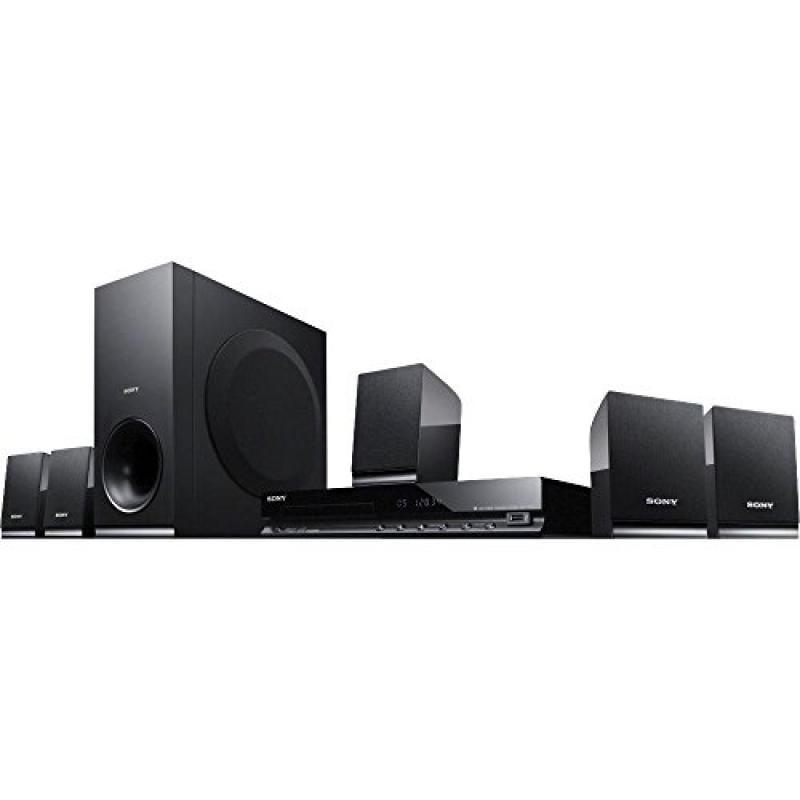 Sony 5.1 Channel 300 Watt DVD Surround Sound Home Theater...