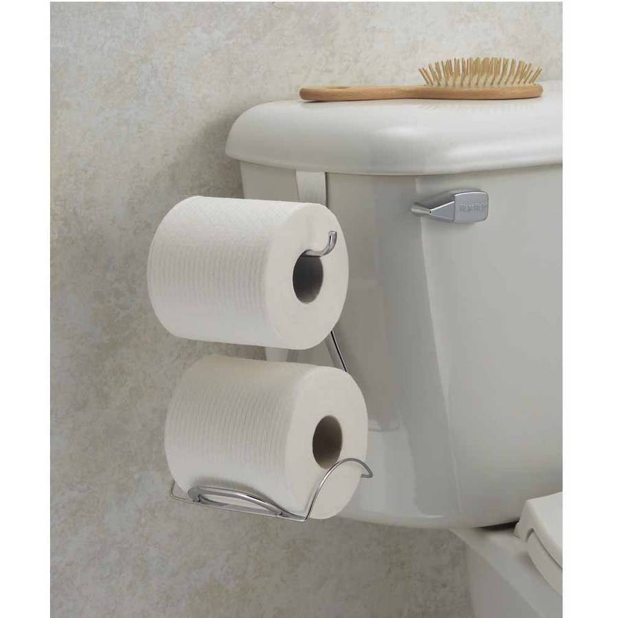 InterDesign Axis OTT Tissue Holder Plus
