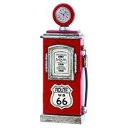 """Route 66"" Gas Pump Key Holder"