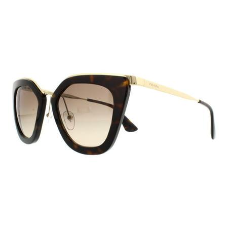PRADA Sunglasses PR53SS 2AU3D0 Havana (New Prada Glasses)