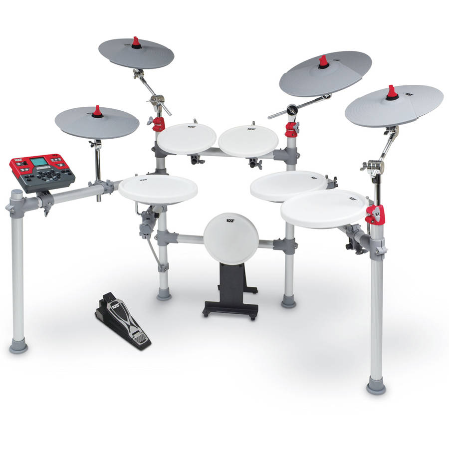 KAT Percussion KT3 Advanced, High-Performance Digital Drum Set by HOLZ