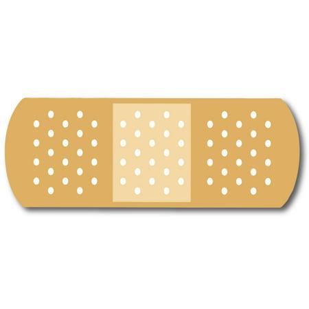 Band Aid Car Magnet 3 x 8