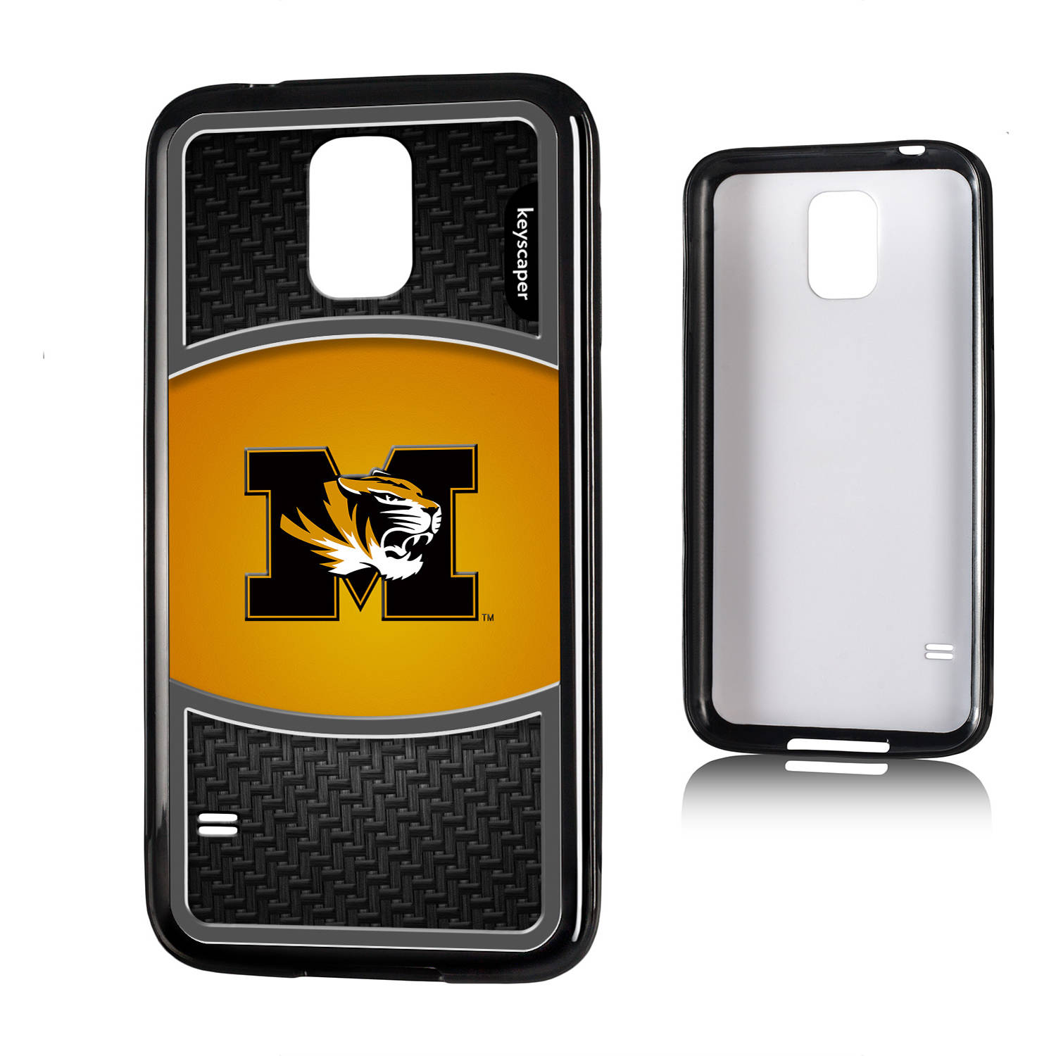 Missouri Tigers Galaxy S5 Bumper Case
