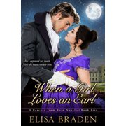 When a Girl Loves an Earl - eBook