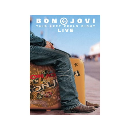 Bon Jovi: This Left Feels Right Live (DVD)](This Is Halloween Danny Elfman Live)