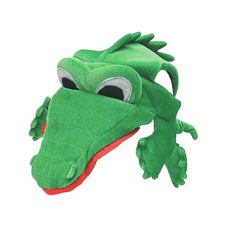 Funny Alligator Crocodile Swamp Party Hat Cap Costume Accessory](Halloween Swamp)