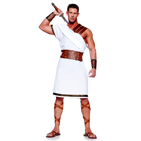 Mighty Greek Warrior Costume