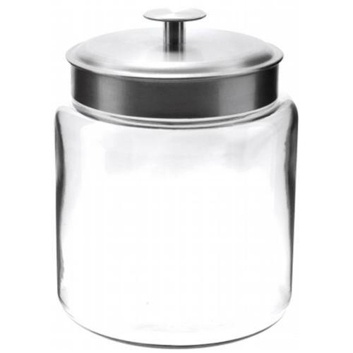 Anchor Hocking 95541 96 Oz Mini Montana Food Storage Jar - Pack of 2