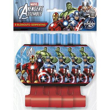 Party Blowouts (Marvel's Avengers Party Blowouts [8 Per)