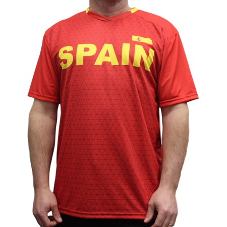 Team Spain World Cup Soccer Federation Premium