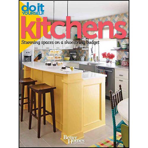 Do It Yourself Kitchens: Stunning Spaces on a Shoestring Budget