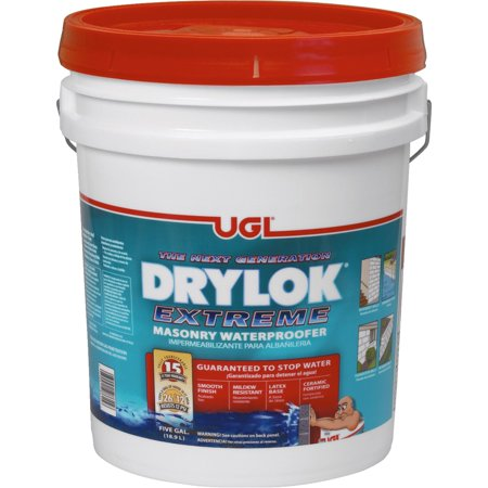 Drylok Extreme Masonry Waterproofer Concrete Sealer