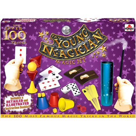 Educa Young Magician 100 Trick Magic Set