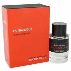 Outrageous Sophia Grojsman Perfume By Frederic Malle Eau De Toilette Spray 3.4 (Frederic Malle Portrait Of A Lady 100ml)