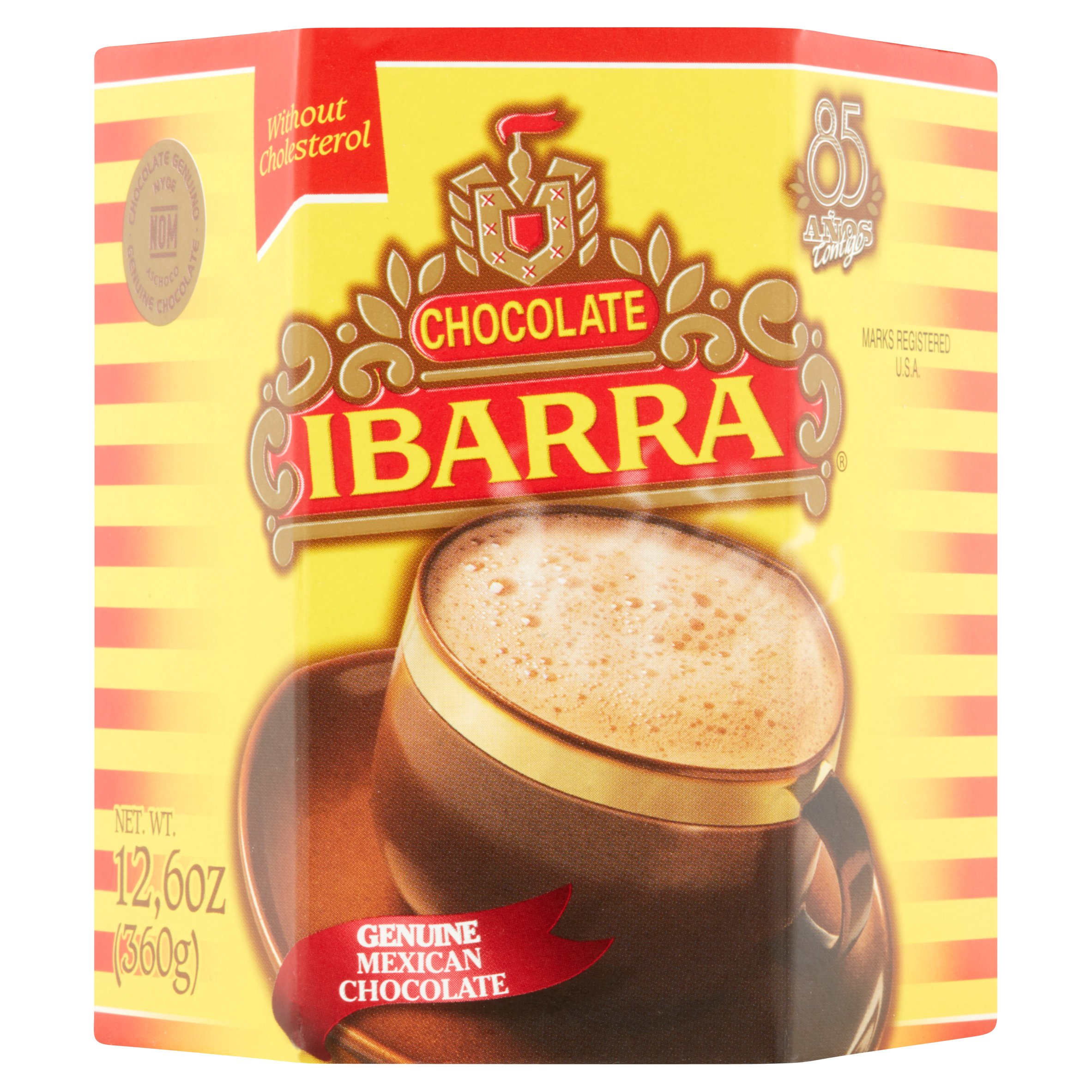 Ibarra Genuine Mexican Chocolate, 12.6 oz