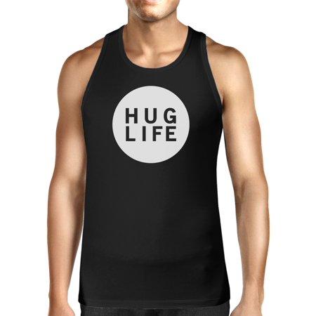 2b9ee083768e09 365 Printing - Hug Life Men s Trendy Design Sleeveless Shirt Life ...