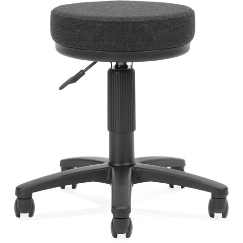 OFM Utility Stool with Gas-Lift Adjustment