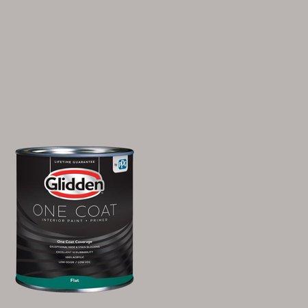 Glidden One Coat, Interior Paint + Primer, Gray Marble
