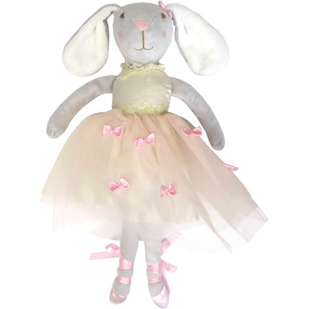 Little Starter Bunny Dancing Diva Ballerina, Available in Multiple Animals
