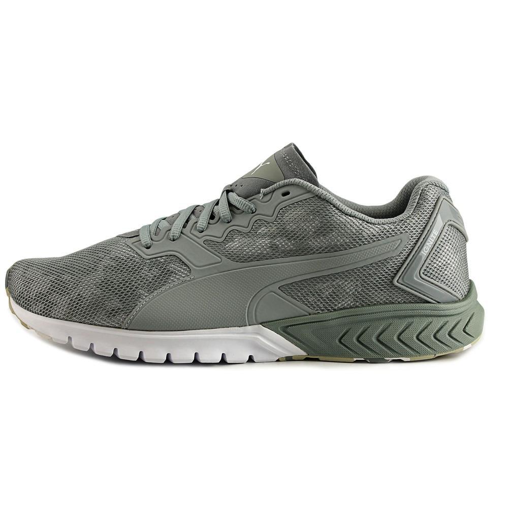 Puma 189011-02: Ignite Dual Camo Men's Sneakers Quarry