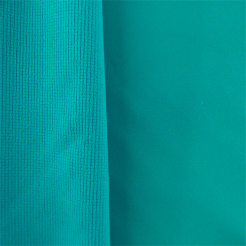 Soft Shell Micro Grid Fleece - Aqua Teal, Fabric By the Yard