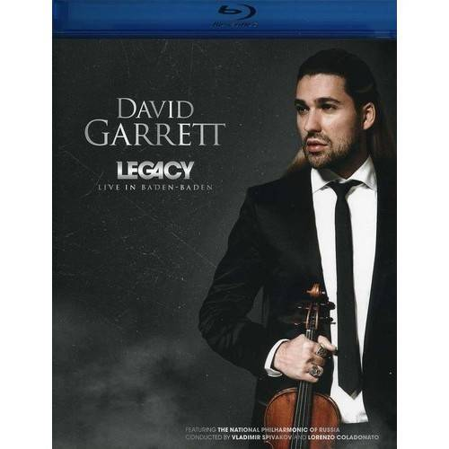 Legacy Live In Baden-Baden (Music Blu-ray)