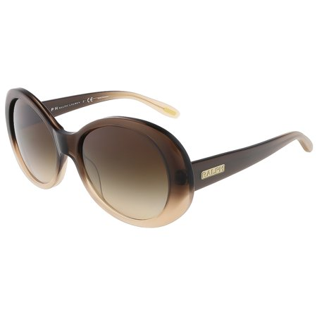Ralph Lauren RA5153 111813 Brown Gradient Oval (Vintage Ralph Lauren Sunglasses)