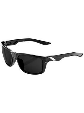 0e830cdec9 100% Daze Sunglasses Black PeakPolar Lens