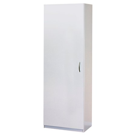 ClosetMaid Flat Panel 1 Door Freestanding Storage Cabinet