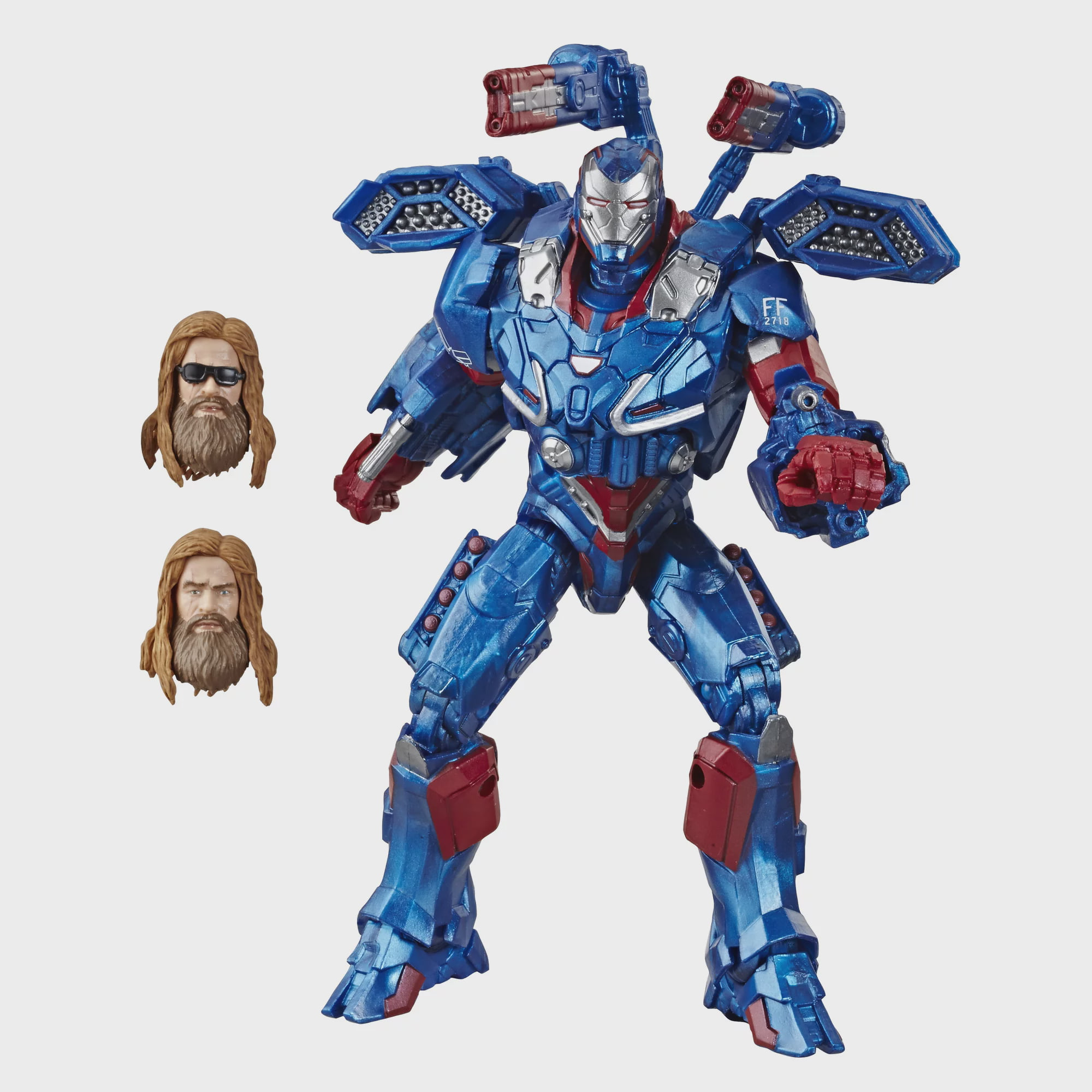Marvel Legends Series Avengers: Endgame 6-in Figure Iron Patriot