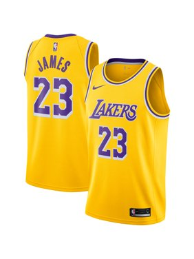 Product Image LeBron James Los Angeles Lakers Nike 2018 19 Swingman Jersey  Gold - Icon Edition f5826f1ad