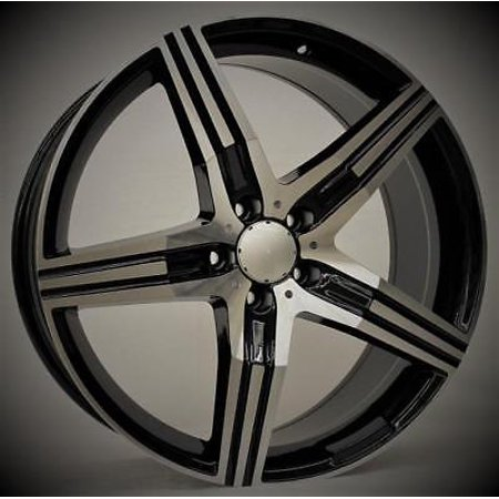 Rims Packages (20'' wheel tire package for Mercedes S-CLASS S350 S430 S500 4matic 2000-06)