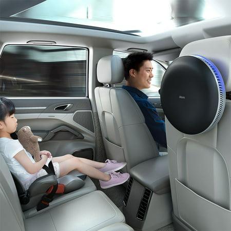 IQAir Atem Car Air Purifier (Black)
