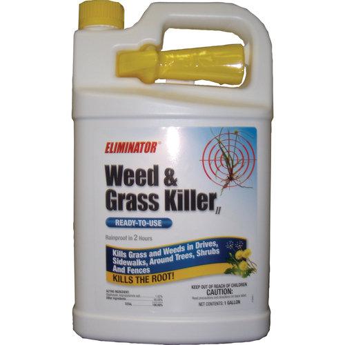 Eliminator Elim Weed And Grass Killer Gallon Rtu