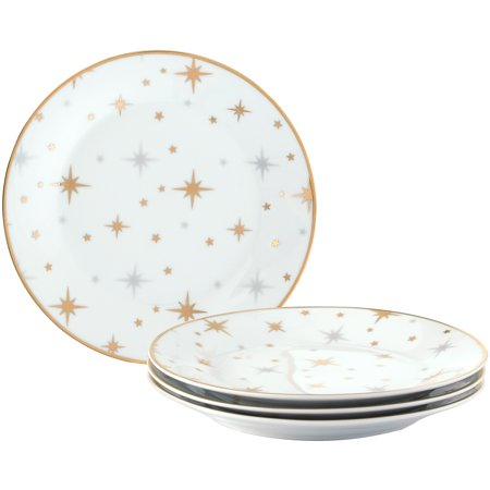 Thanksgiving Appetizer Plates (Better Homes & Gardens Etoile Collection 8