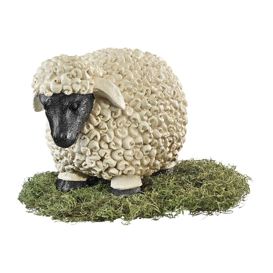 Counting Sheep Garden Statues: Large by Design Toscano